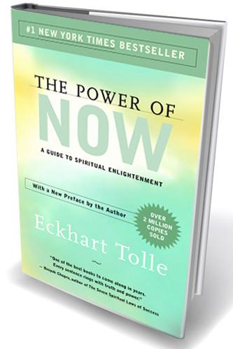 The Power of NOW – a masterpiece of Eckhart Tolle with the power to change lives – helped my husband come out of depression.